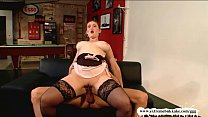 Naughty Mom can't Stop sucking cocks! - Extreme Bukkake Preview