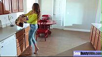 (Ariella Ferrera) Sluty Housewife With Big Round Tits On Sex Tape clip-06