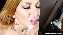 Raging Black Bull Rome Major Face Fucks Sex Queen Sara Jay! thumbnail