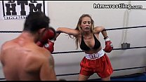 11382 Boxing Bitches Dominated By Man preview