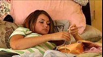spoiled teen college girl is punished by milf s... Thumbnail