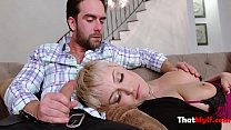 Sentimental Sleeping Stepmom Snatch- Ryan Keely
