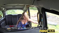 16421 Fake Taxi Mum with big natural tits gets big british cock preview