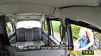 Fake Taxi Mum with big natural tits gets big british cock thumbnail