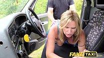 Fake Taxi Mum with big natural tits gets big british cock Vorschaubild