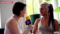 German amateur couple has sex on TV show Vorschaubild