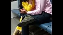 7028 indian mumbai local train girl kissed her boyfriend preview
