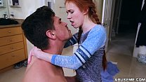Petite Teen Dolly Little Likes It Rough and Hard on AbuseMe.com preview image