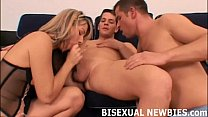 I think its time for our first bisexual threesome pornhub video
