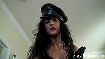 Dressing you like a sissy slut will be so much fun