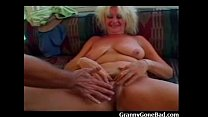 Naughty Old Grandma pornhub video