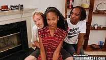 Tampa Bukakke Girls - 18yo black teen cheerleader fuckee suckee! - download porn videos
