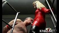 Female domination with wicked bitch goddess using torture devices Vorschaubild