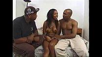 Gabrielle Camouche Ebony Dp Anal Gangbang