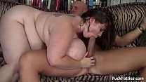7320 Fattylicious Babe Bouncy And Wavey Fucking Scene - Full Movie preview