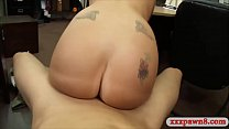 Puppy lover screwed by pervert pawn man at the pawnshop