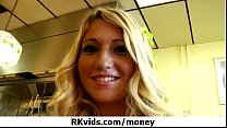 Amateur Chick Takes Money For A Fuck 14 thumbnail
