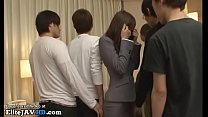 Japanese most beautiful girl gangbang - Elitejavhd.com