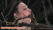 Slave Dixon Mason - BDSM Bizarre & Cage Torment video