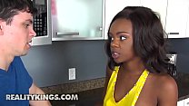Black GFs - Haylee Wynters Alex Davis - So Dirty - Reality Kings