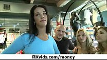 Sexy girls fucking for money 14 pornhub video