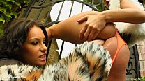 Kissy and Tanya in fisting lesbian scene by FistFlush Preview