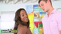 BANGBROS - Whipped Cream On Ms. Juicy's Black Big Ass FTW thumbnail
