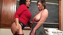 Teacher Danica Punishes Student Michelle thumbnail