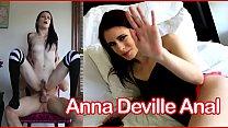 Tattooed Cutie has Morning Anal Sex - (Anna Dev...