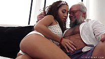 Young latina on much older dick - download porn videos