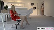 Babes - Step Mom Lessons - No Going Back starring Angel Wicky and Lady Dee clip Vorschaubild