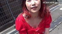 石井玲子 おばさんぽ ~赤一色!ヤクマンみたいな熟女~ 2