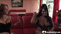 15796 Ebony babe with big tits loves to ride preview