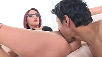 18134 School teacher dominates and punishes student (Niks Indian) preview