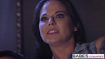 Babes - Step Mom Lessons - (Simony Diamond) - Movie Night