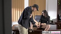 Office Obsession - Quite The Package  starring  Kristof Cale and Sasha Rose clip thumbnail