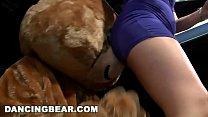 DANCING BEAR - Insane CFNM Party With Crazy, Wild Women Going Hard Vorschaubild