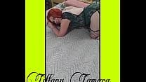 Tiffany Tamara Cosplays Poison Ivy And Gives Ba