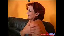 MILF with Cuckold Husband and Young Neighbor