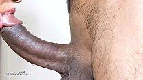 Desi Girl Closeup Throbbing Oral Creampie Ended