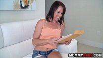 Stepmom blows stepson to reward him for good grades