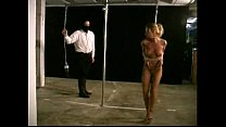 Slave Livia extreme restraints bondage training...
