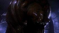 Galaxy Of Terror Giant Worm Sex Scene 9 thumbnail