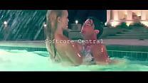 Elizabeth Berkley Having Intense Orgasms in Showgirls Movie