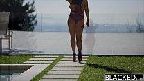 BLACKED Big Natural Tits Australian Babe Angela White Fucks BBC thumbnail