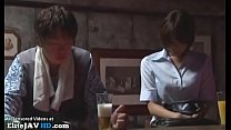 Japanese horny Milf gets fucked in a pub - 69VClub.Com