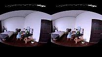 Красивое дразнение в захватывающем видео StasyQ VR