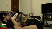 6102 Couple touching and masturbating on the sofa IV 071 preview