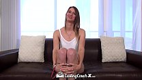 CastingCouch-X - Tall and skinny Sophia Wilde fucks agent - 9Club.Top