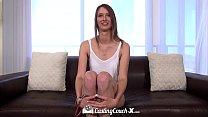 Castingcouch-X - Tall And Skinny Sophia Wilde Fucks Agent